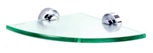 D014CA acrylic D014CG glass Corner shelf