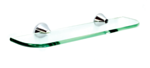 E013CA acrylic E013CG glass Shelf 450mm
